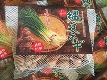 野菜球根『縄文ネギ』