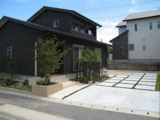 外構工事 合志市N様邸 2009年