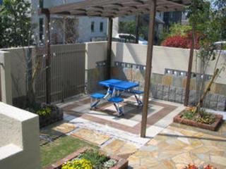 ガーデン工事 合志市K様邸 2009年