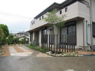 庭リフォーム工事  熊本市S様邸  2009年