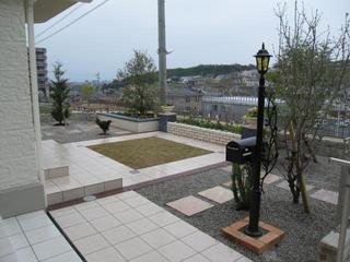 リビングガーデン 熊本市S様邸  2009年10月