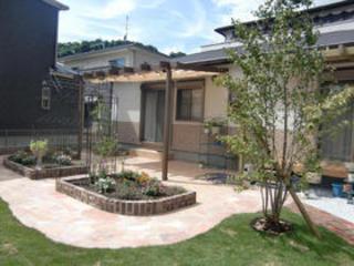 お庭を楽しむ空間にリフォーム! 熊本市w様邸 2010年9月
