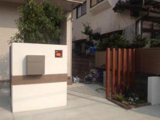 家の顔づくり♪ 熊本市S様邸 2011年11月
