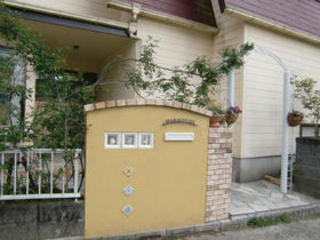 玄関周りのリフォーム 菊鹿町H様邸 2012年4月