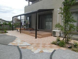 ガーデンリフォーム 大津町M様邸 2012年8月