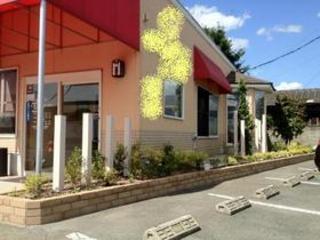 イメージを変える!ガーデンリフォーム 岱明町M歯科様 2012年9月